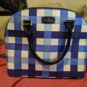 Kate Spade designer satchel bag